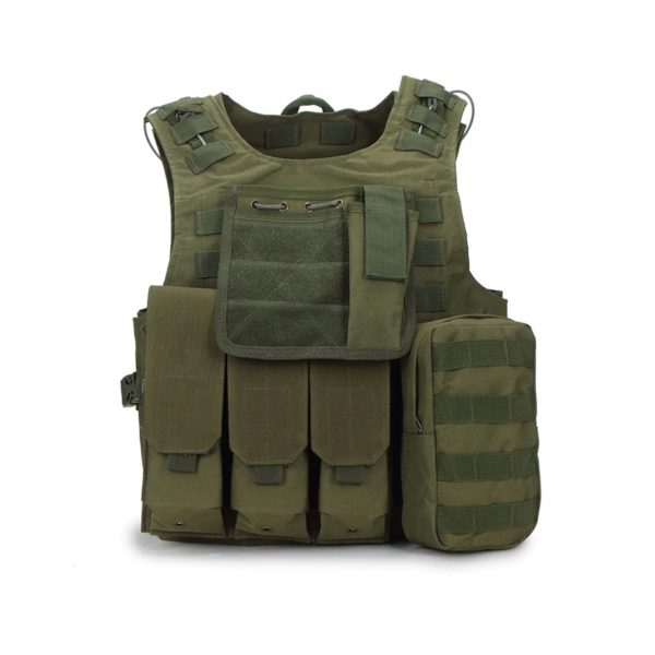 Plate Carrier Olive